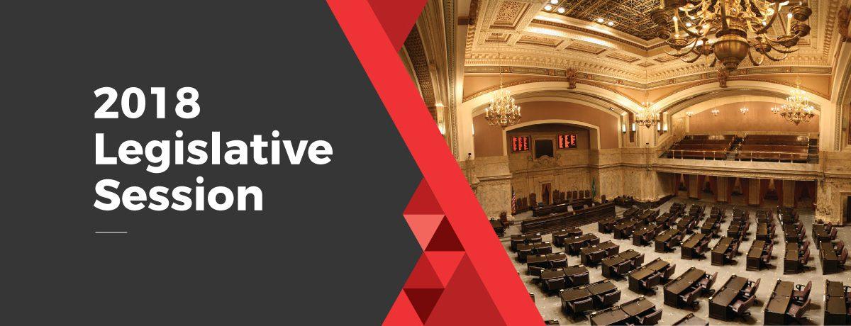 Washington State 2018 Legislative Session