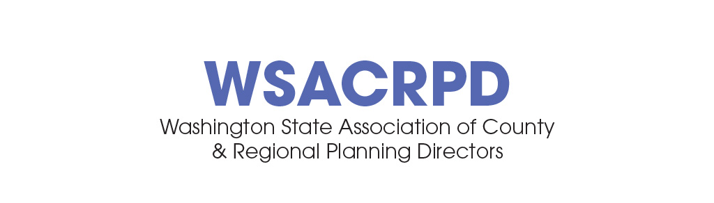 image for Washington State Association of County & Regional Planning Directors (WSACRPD)