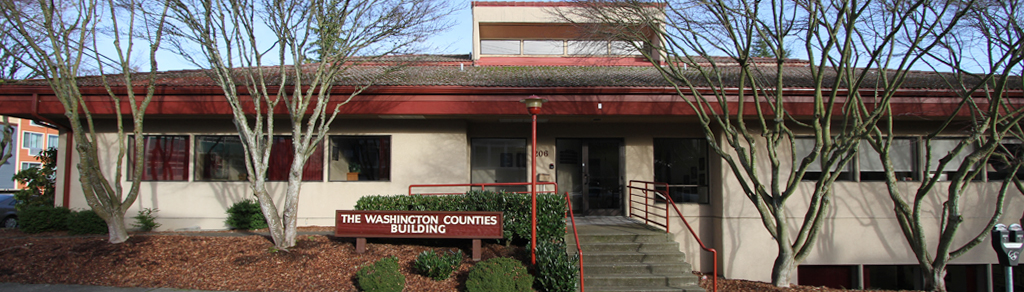 The WA Counties Building