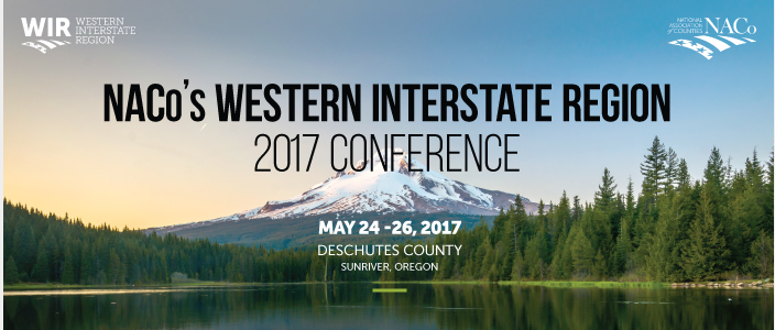 NACo's Western Interstate Region (WIR) conference is open
