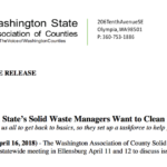 WACSWM Press Release